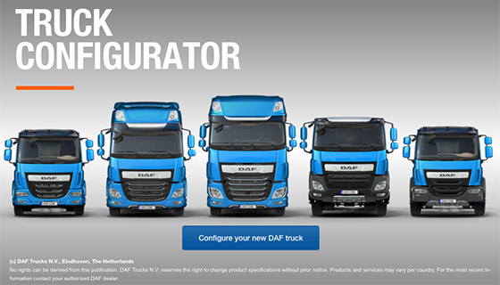 DAF Euro 6 model range   Commercial Vehicles   Galway Truck